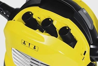 Karcher VC 6 Premium Toz Torbalı Elektrik Süpürgesi Renkli